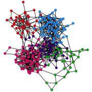 Ett sociogram kan visualisera kommunikation mellan människor och där med relationer och nätverk. Sådan information tar FRA fram.