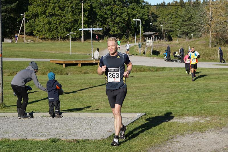 Andreas Ribbefjord, Sörmland Ultra Marathon 2015.