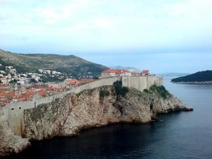 Dubrovnik, Krotien.