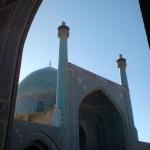 Imam Khomeini-moskén i Esfahan, Iran.